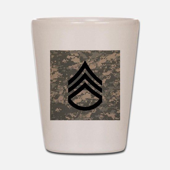 Army-SSG-Subdued-Tile-ACU Shot Glass