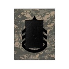 Army-SSG-Subdued-Tile-ACU Picture Frame