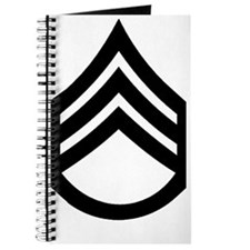 Army-SSG-Subdued-Pin Journal