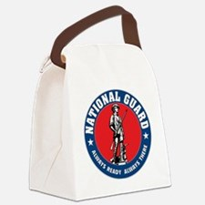ARNG-Logo-Vehicle.gif Canvas Lunch Bag