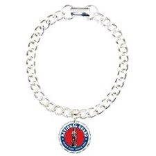 ARNG-Logo-Vehicle.gif Charm Bracelet, One Charm