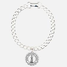 ARNG-Veteran-Green.gif Charm Bracelet, One Charm