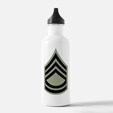 Army-SFC-Vietnam-Era-X Water Bottle