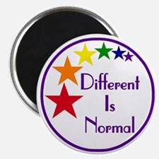 Different-Is-Normal-Stars-3 Magnet