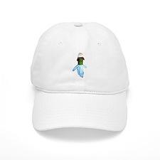 Zucchini Baby Baseball Cap