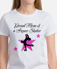 SKATING MOM Women's T-Shirt