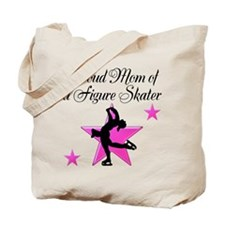 SKATING MOM Tote Bag