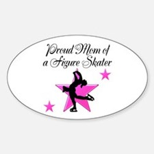 SKATING MOM Decal
