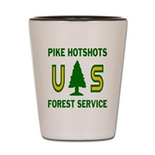 Pike-Hotshots-Shirtback Shot Glass
