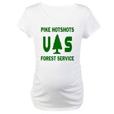 Pike-Hotshots-Shirtback-Green Shirt