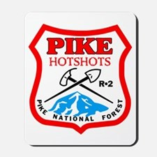 Pike-Hotshots-Bonnie Mousepad