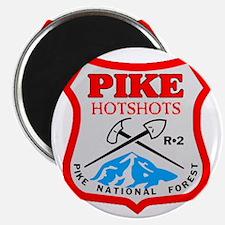 Pike-Hotshots-Dark-Shirt-PNG Magnet