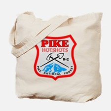 Pike-Hotshots-Dark-Shirt-PNG Tote Bag