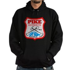 Pike-Hotshots-Dark-Shirt-PNG Hoodie