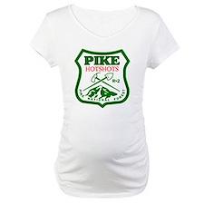 Pike-Hotshots-Green-Red Shirt