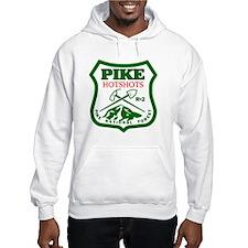 Pike-Hotshots-Green-Red Hoodie