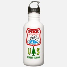 2-Pike-Hotshots-Sticke Water Bottle