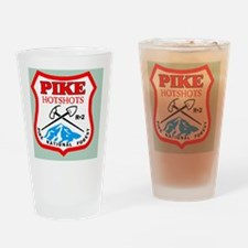 Pike-Hotshots-Magnet-Mint Drinking Glass