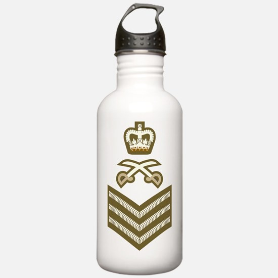 British-Army-PTI-SSgt Water Bottle