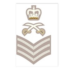 British-Army-PTI-SSgt-Sto Postcards (Package of 8)