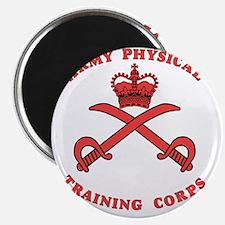 British-Army-PTI-Logo-Red-Bonnie Magnet