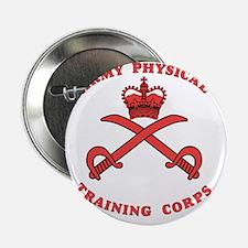 "British-Army-PTI-Logo-Red-Bonnie 2.25"" Button"
