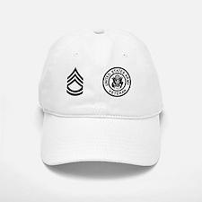 Army-SFC-Subdued-Mug-Veteran Baseball Baseball Cap