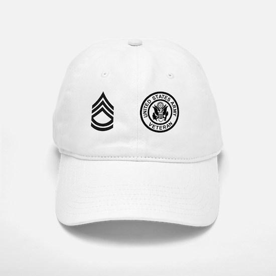 Army-SFC-Subdued-Mug-Veteran Cap