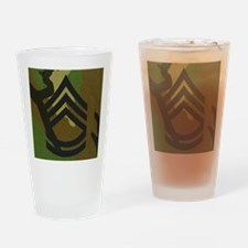 Army-SFC-Woodland-Mousepad-PNG Drinking Glass