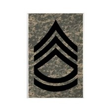 Army-SFC-ACU-Journal-PNG Rectangle Magnet
