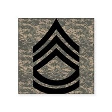 "2-Army-SFC-ACU-Mousepad-PNG Square Sticker 3"" x 3"""