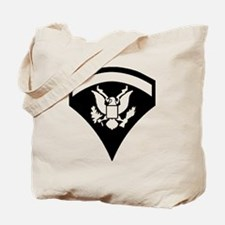 Army-Spec5-Pin-PNG Tote Bag