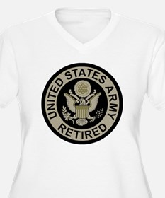 Army-Retired-Subd T-Shirt