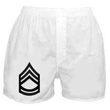 Army-SFC-Subdued-Pin Boxer Shorts