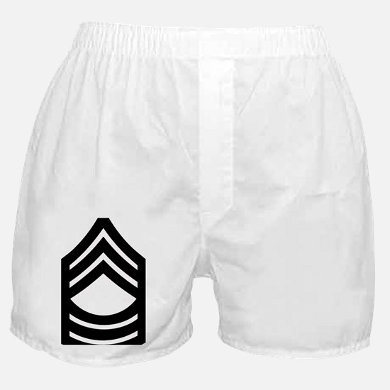 Army-MSG-Pin-Subdued Boxer Shorts