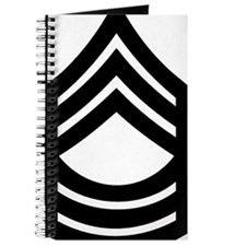 Army-MSG-Pin-Subdued Journal