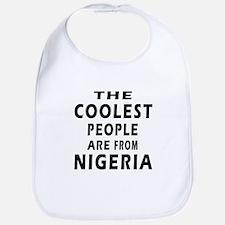 The Coolest Nigeria Designs Bib