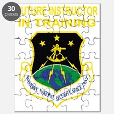 USAF-Reserve-National-Security-Space-Inst-M Puzzle