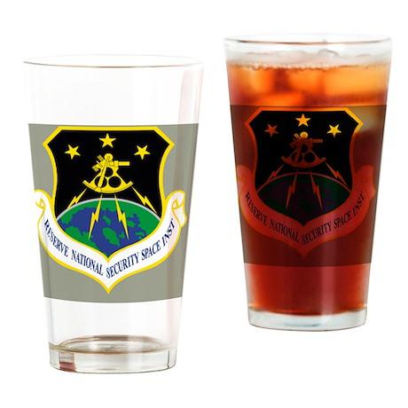 USAFR-RNSSI-Mousepad-JPG Drinking Glass