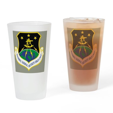 USAFR-RNSSI-Sticker Drinking Glass