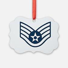 USAF-SSgt-X Ornament