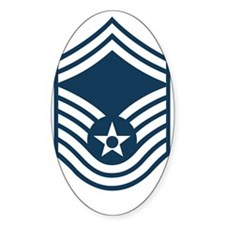 USAF-SMSgt-X Decal