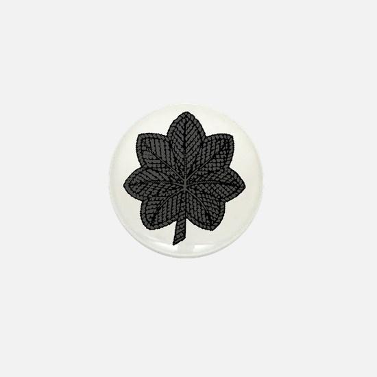 LtCol-Black Mini Button