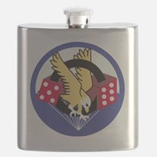 Army-506th-Infantry-Para-Dice Flask