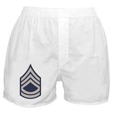 Army-TSgt-WWII-Khaki Boxer Shorts