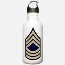 Army-MSgt-WWII-Khaki Water Bottle