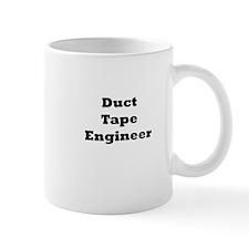 Duct Tape Engineer Small Mug