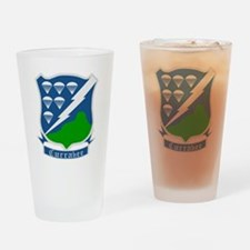 Army-506th-Infantry-WWII-Currahee-P Drinking Glass