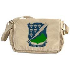 2-Army-506th-Infantry-WWII-Currahee- Messenger Bag