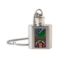 Army-506th-Infantry-Currahee-Journa Flask Necklace